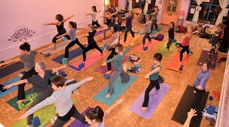Here's where to find the top yoga studios in Albuquerque