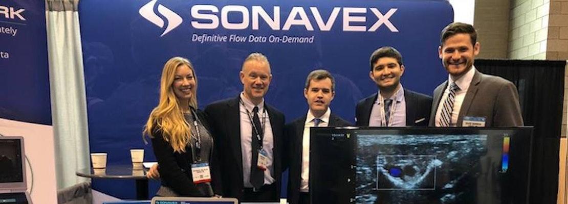 Sonavex's $3 million financing tops recent funding news in Baltimore