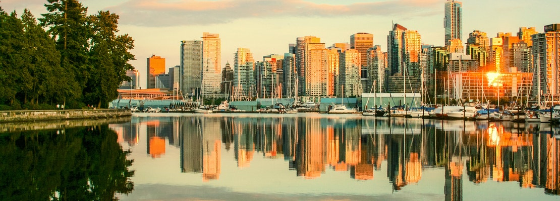 Cheap flights from Memphis to Vancouver, and what to do once you're there