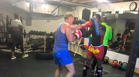 Here's where to find the top boxing gyms in Washington