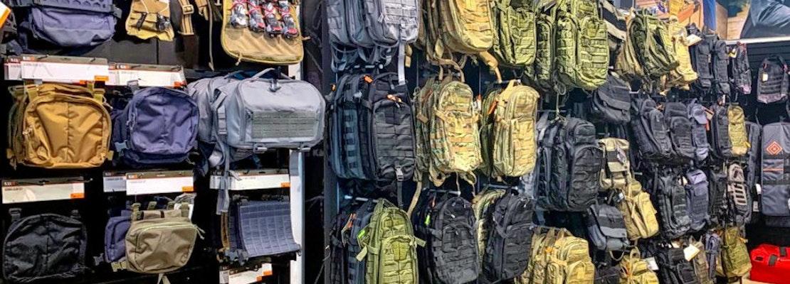 New 5.11 Tactical location makes Benton Park debut