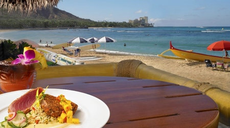 5 top spots for seafood in Honolulu
