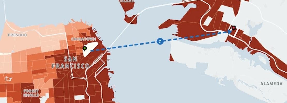 Uber Extends Data Portal To San Francisco
