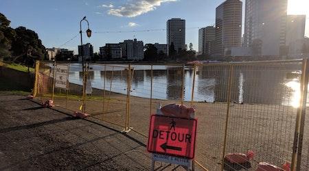 Lake Merritt Construction Enters Final Phase