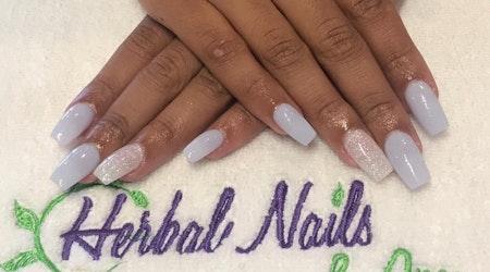 New Ramona nail salon Herbal Nails & Spa opens its doors
