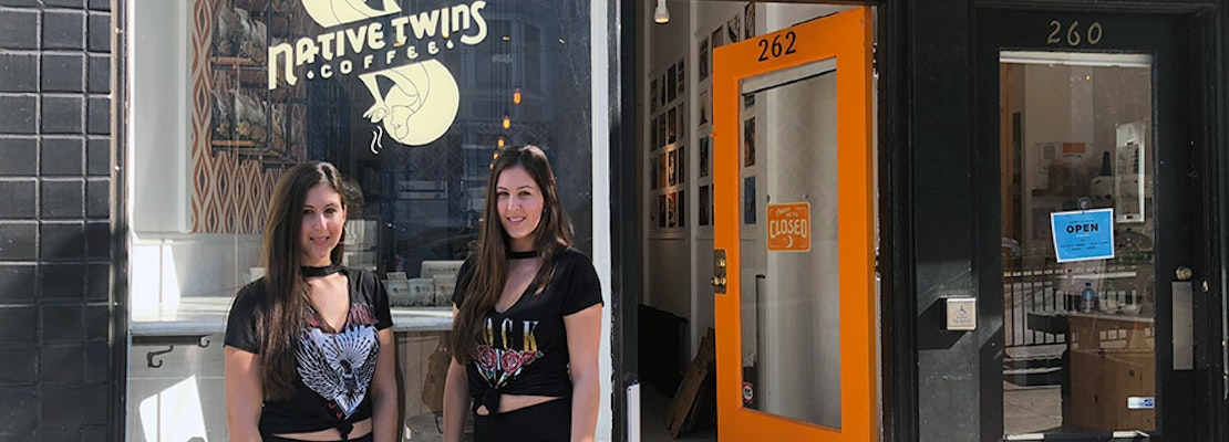 'Native Twins Coffee' Opening Saturday On Divisadero
