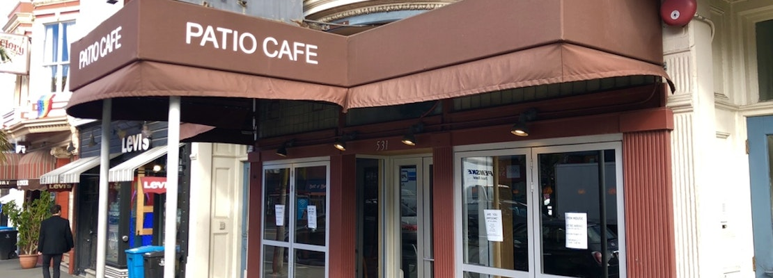 'Hamburger Mary's' Plans March Opening In Former 'Patio Cafe'