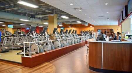 Jersey City's top 5 gyms, ranked