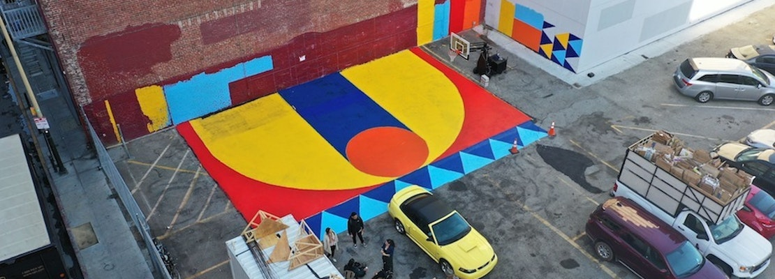 New pop-up basketball court makes SoMa debut tonight