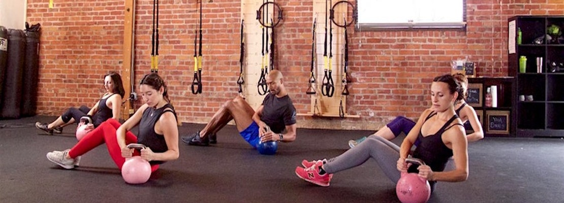 Here are Oakland's top 5 personal training spots