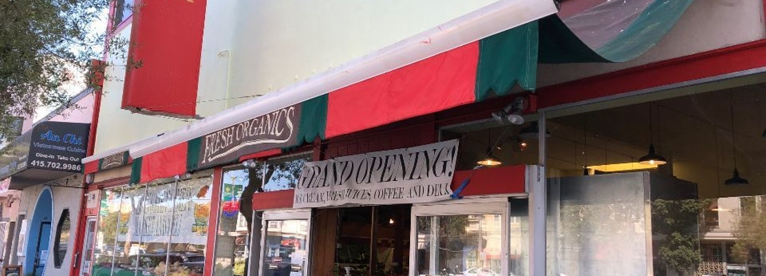 Golden Gate Farmers Market opens shop in old Thom's Fresh Organics space