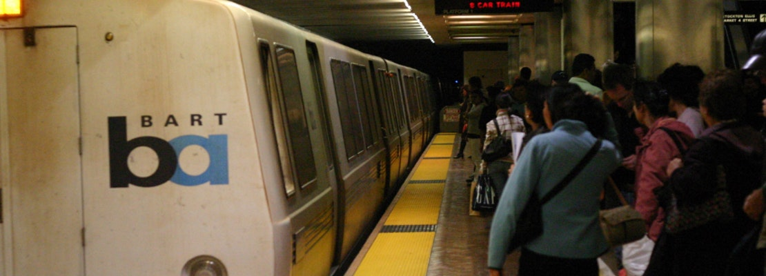 Small East Bay Earthquake Delays BART Systemwide This Afternoon