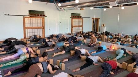 Left Coast Power Yoga opens new studio in Upper Laurel