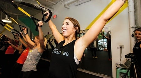 Get moving at Milwaukee's top strength training gyms