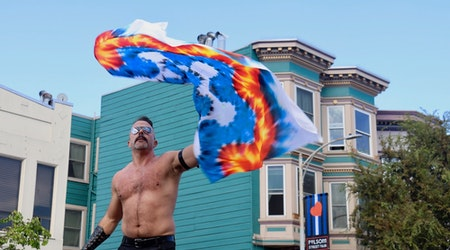 SF weekend: Folsom Street Fair, Osaka-themed festival, Portola garden tours, more