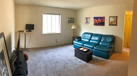 The cheapest apartments for rent in Old North Columbus, Columbus