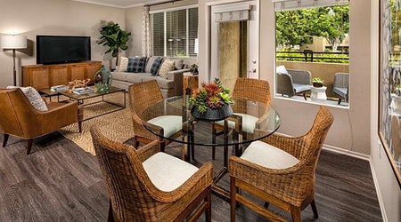 What apartments will $2,000 rent you in Canyon Crest, today?