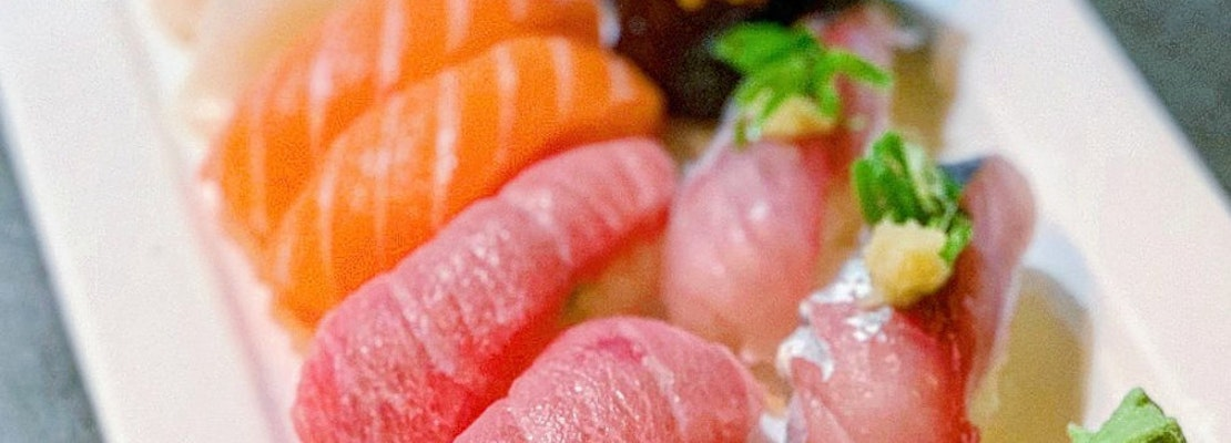 5 top spots for sushi in San Jose