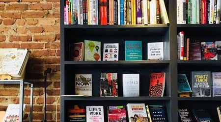 Check out 4 top affordable bookstores in Washington