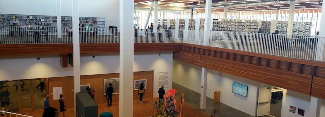 Long Beach gets a new library: Billie Jean King Main Library