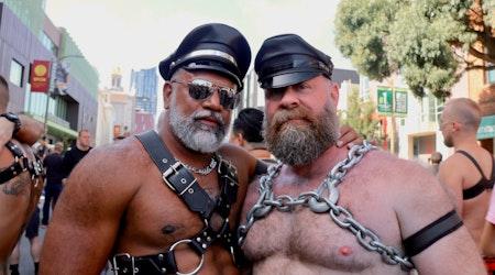 Scenes from the 2019 Folsom Street Fair [NSFW]