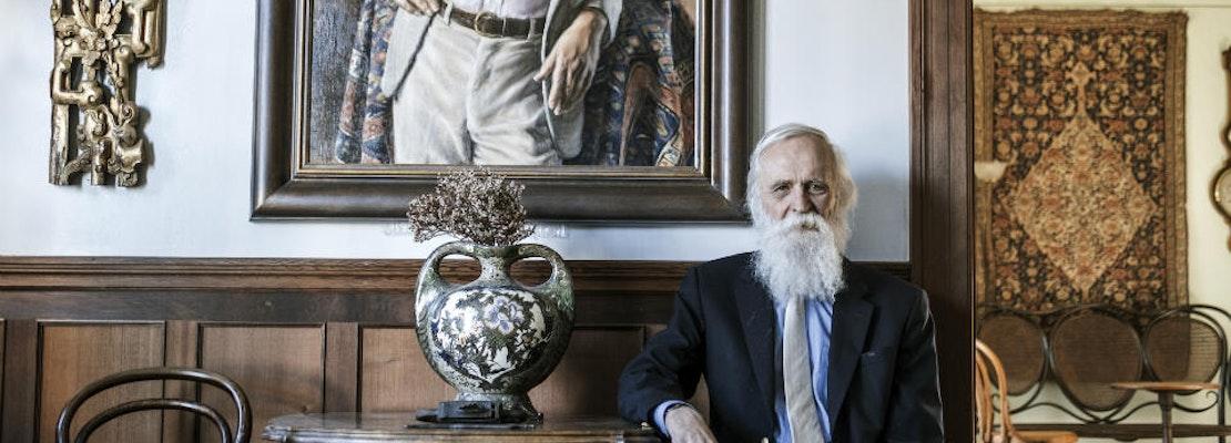 Remembering Norm Larson, Benefactor Of The Doolan-Larson Home