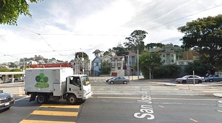 Driver Seriously Injures Pedestrian On San Jose Avenue