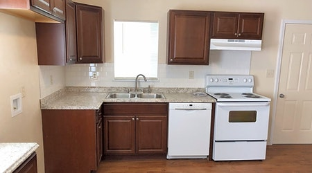 What apartments will $800 rent you in the Meridian Avenue Corridor today?