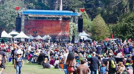 SF weekend: Howl-o-ween Block Pawty, Hardly Strictly Bluegrass, Sharktoberfest, more
