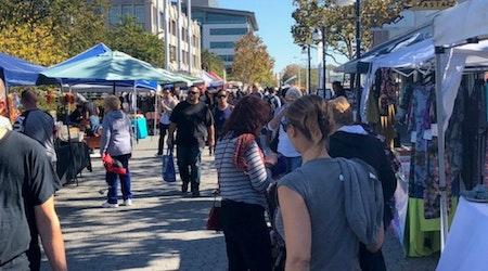 Jack London Square's Weekend Markets Showcase Local Vendors