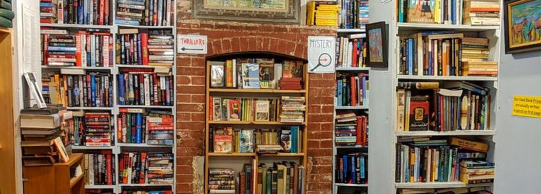 Explore 5 favorite inexpensive bookstores in Baltimore