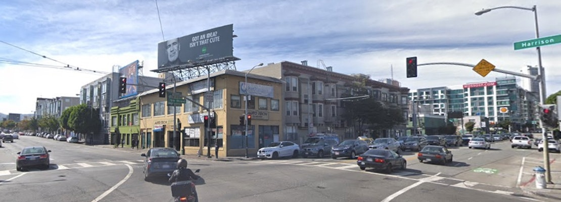 Pedestrian Seriously Injured In SoMa Collision [Updated]