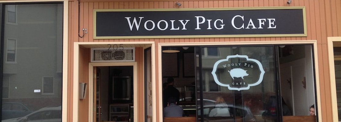 Inner Sunset's 'Wooly Pig Café' Relocating To Dogpatch