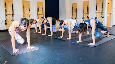 Here are Oakland's top 5 Pilates spots