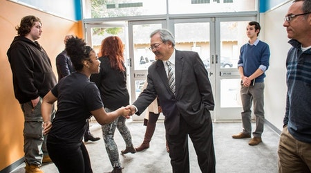 Treasure Island Charter School Honors Late Mayor Ed Lee