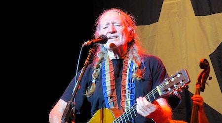 Top San Antonio arts news: Willie Nelson, metal outfit Machine Head to perform in Alamo City; more