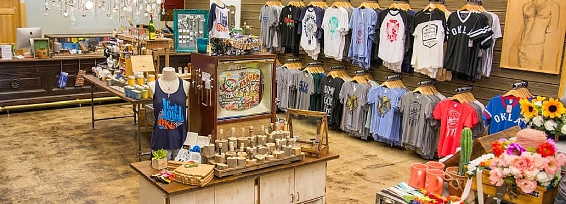 Oklahoma City's top 3 gift shops to visit now