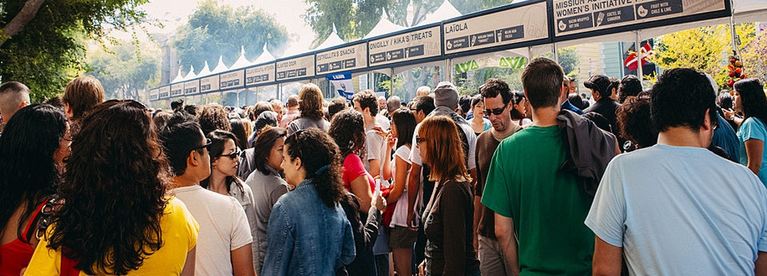 SF Eats: SF Street Food Fest returns, A Mano owner opens Cow Hollow vegetarian spot, more