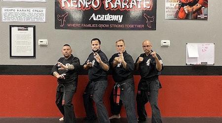 New karate spot Antaks Kenpo Karate now open