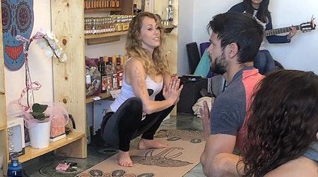 What's El Paso's top yoga studio?