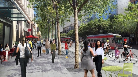 Car-free Market Street possible in 2020, pending city approvals
