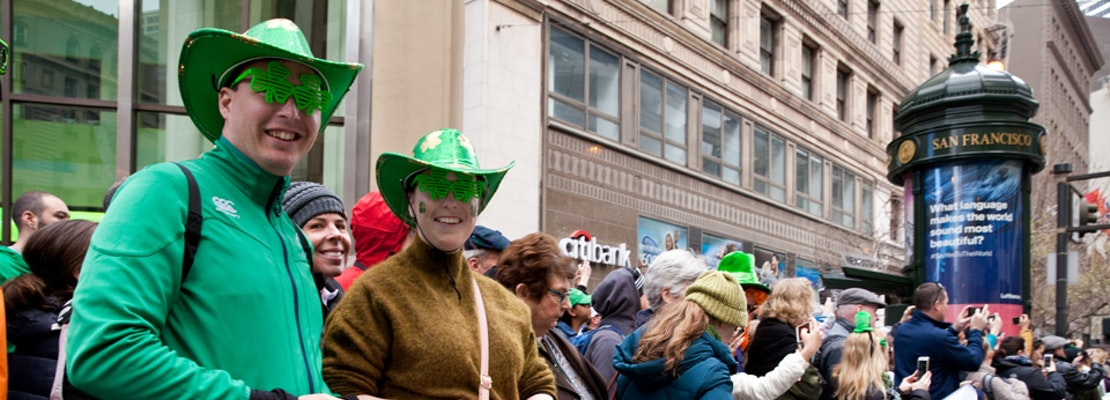 Scenes From The 167th St. Patrick's Day Parade & Festival