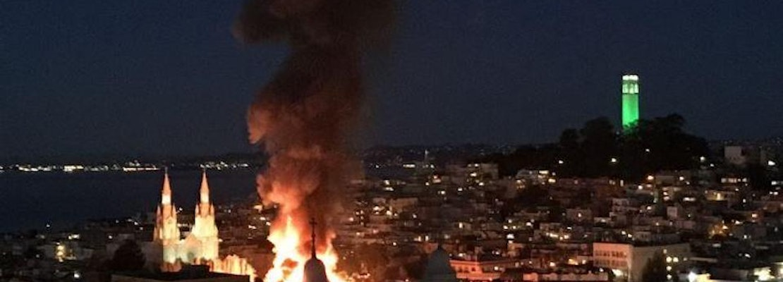 Mayor's Office To Assist Businesses Displaced In North Beach Fire