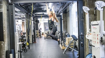 Top DC-area gyms for your late-night workout