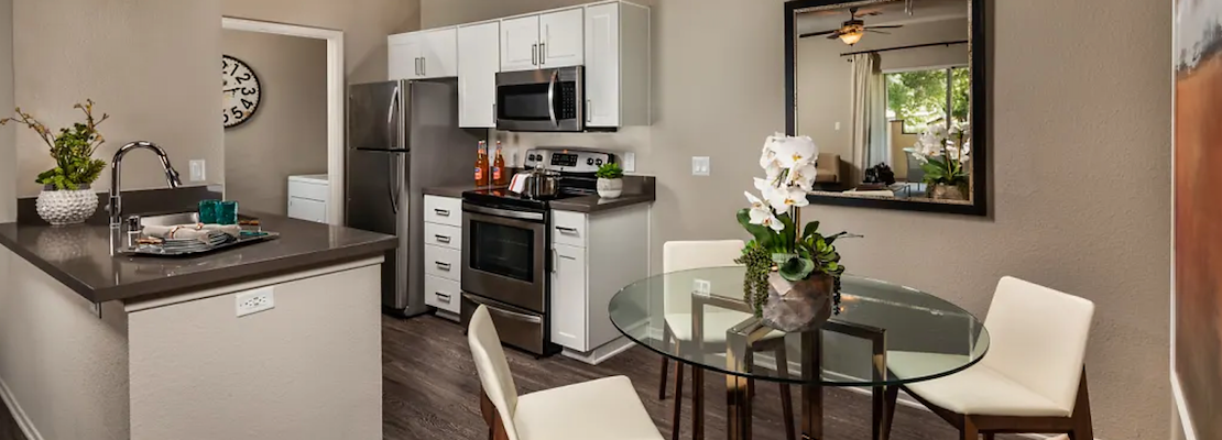 What apartments will $1,700 rent you in Canyon Crest, today?