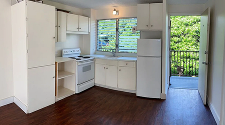What apartments will $1,700 rent you in Makiki, today?