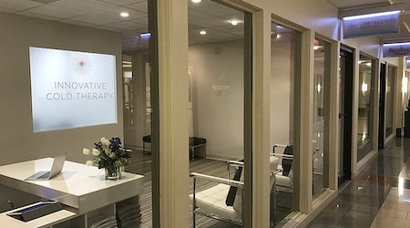 Curious about cryotherapy? Here's a DC spa to sample the hottest trend in workout recovery