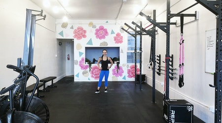 Women-focused weightlifting studio opens in the Mission