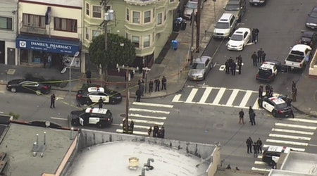 SFPD Officer, 3 Others Shot In Outer Mission [Updated]