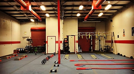 What's El Paso's top strength training gym?